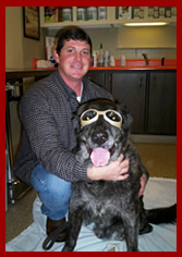 Jack, A Laser Therapy Success Story